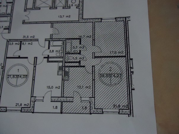 2-к квартира в ЖК Гранд. Евроремонт. Ранее не сдавалась. Евроре - Фото 6