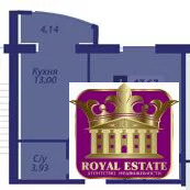Продается квартира Респ Крым, г Симферополь, ул Битакская, д 17 - Фото 1