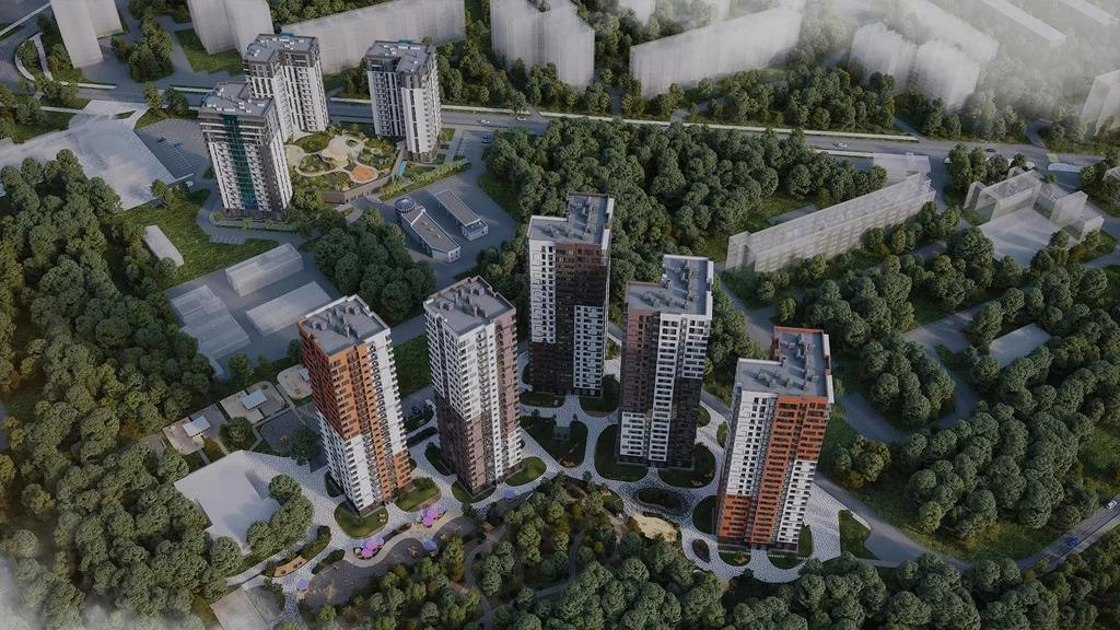 Продажа квартиры, Одинцово, Ул. Маршала Бирюзова - Фото 0