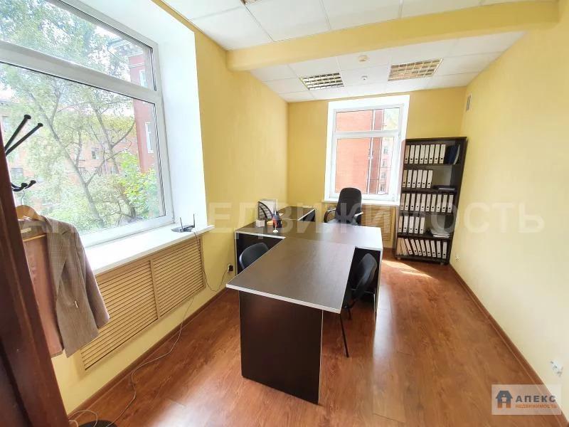 Аренда офиса 155 м2 м. Профсоюзная в бизнес-центре класса В в . - Фото 3