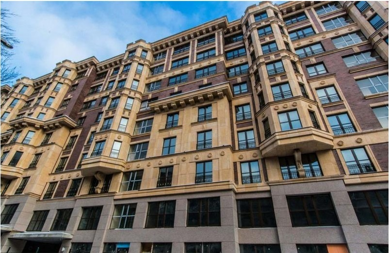 "62кв.м, 3 этаж, 8 секция в ЖК""Royal House on Yauza"" - Фото 7"