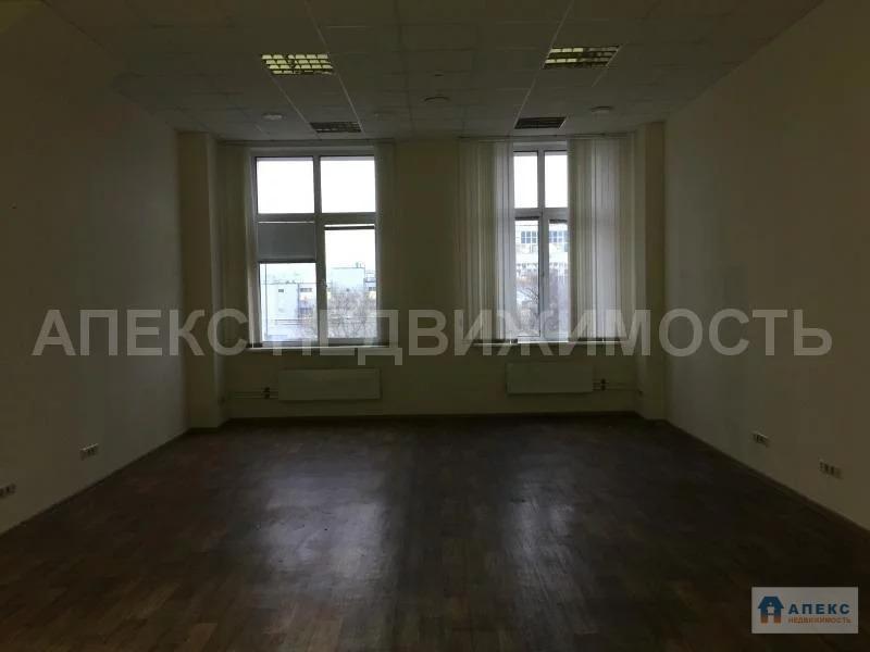 Аренда офиса 470 м2 м. Нагатинская в бизнес-центре класса В в Нагорный - Фото 5