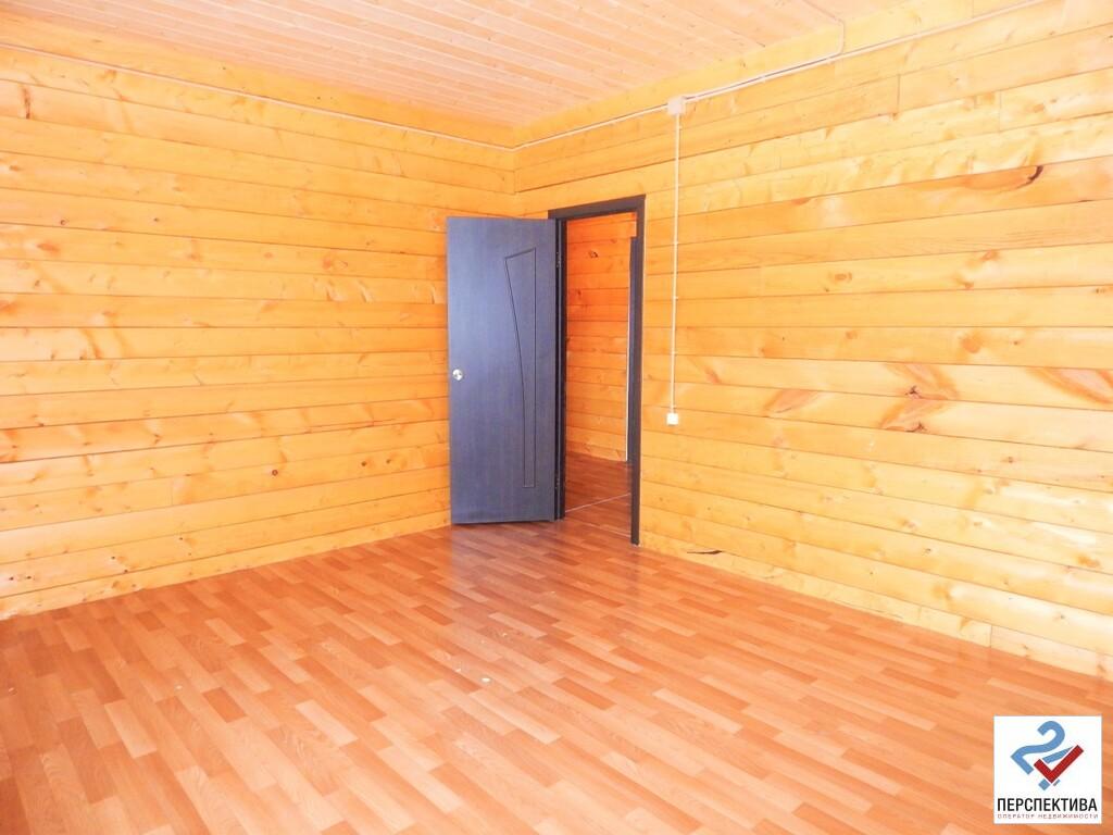 Одноэтажный дом из бруса, общей площадью 65 кв.м, на земельном участк - Фото 7