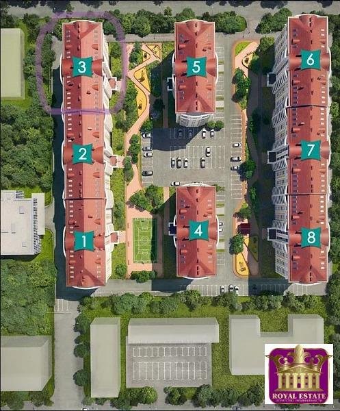 Продается квартира Респ Крым, г Симферополь, ул Битакская, д 17 - Фото 3
