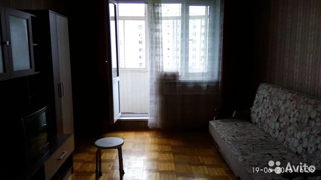 1-к квартира, 38 м, 8/17 эт. - Фото 1