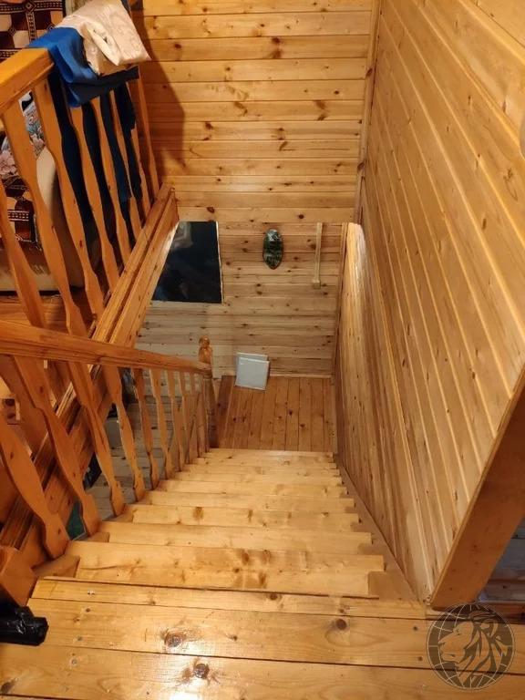 Новый дом из бруса с балконом и шикарным видом на лес. - Фото 14