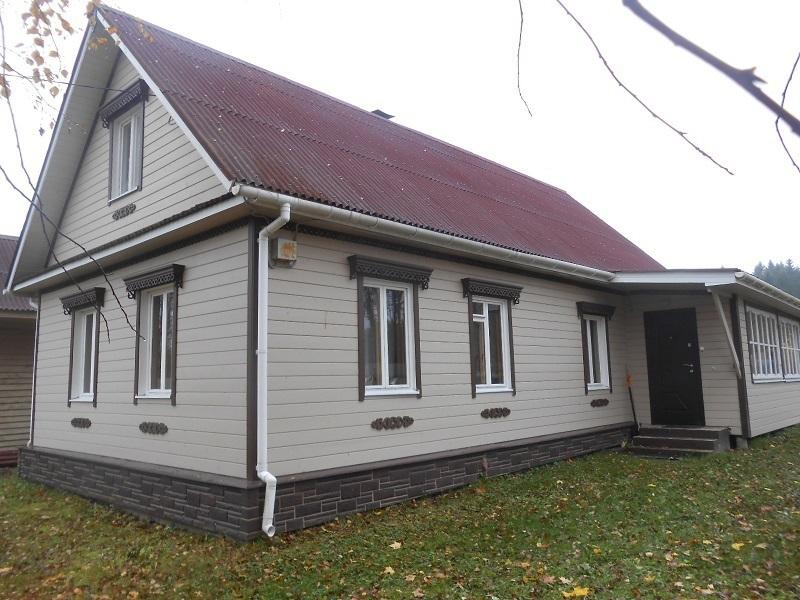 Продам зимний дом со всеми удобствами в д.Березнево - Фото 3