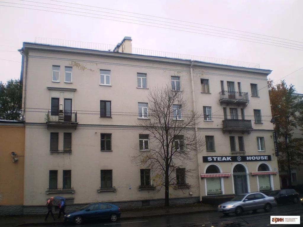 Продажа квартиры, м. Черная речка, Ул. Савушкина - Фото 0
