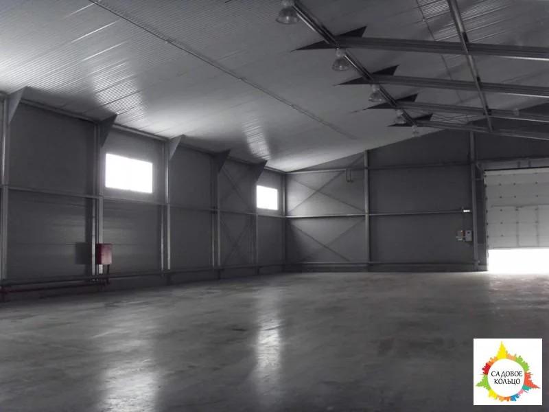 Под склад, площ.: выс. потолка: 6 м, отаплив, огорож. терр, охрана, - Фото 12