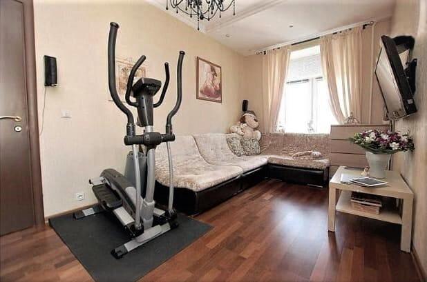 Сдаем 3х-комнатную квартиру с евроремонтом ул.Дмитрия Ульянова, д.4к2 - Фото 6