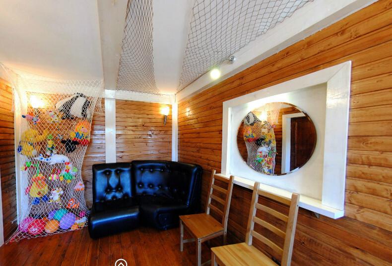 Большой коттедж с банкетным залом в Красном селе - Фото 6