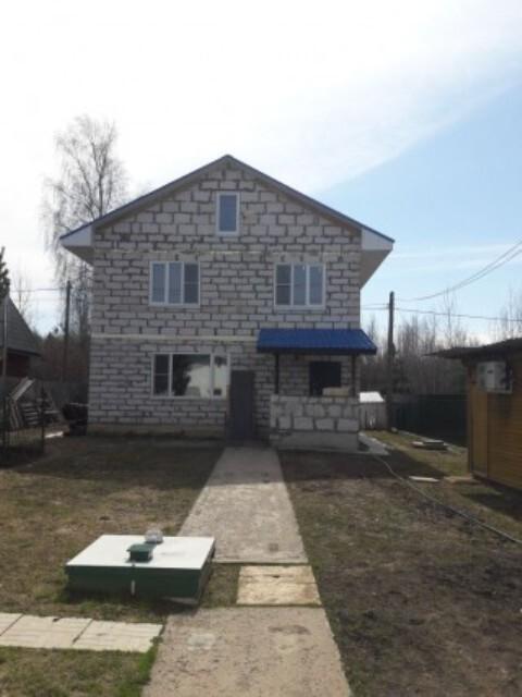 Дом с участком, СНТ Бытовик - Фото 4
