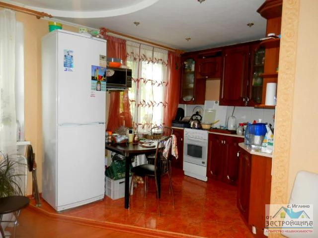 Продам 3-к квартиру, Иглино с, Почтовый переулок 1 - Фото 3