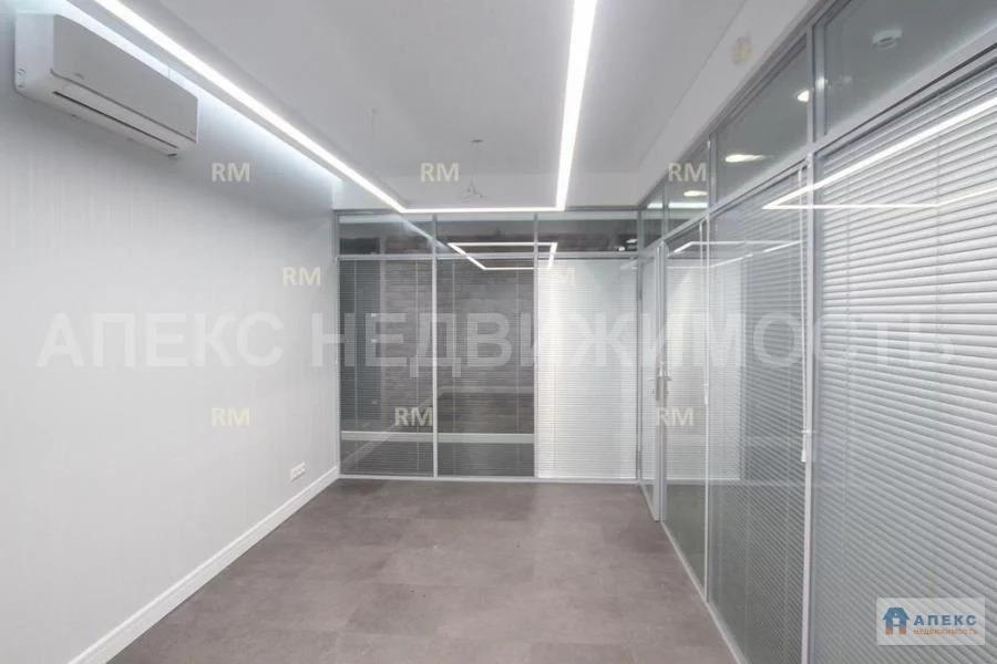 Аренда офиса 198 м2 м. Курская в бизнес-центре класса В в Басманный - Фото 5