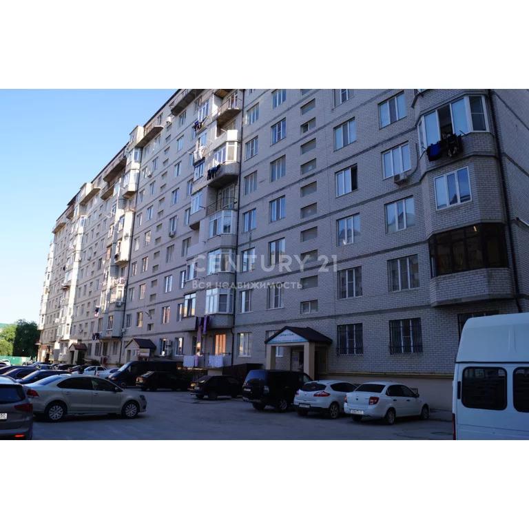 Продажа 1-к квартиры в г.Каспийске по ул.Хизроева 20б, 38 м2, 5/9 эт. - Фото 1