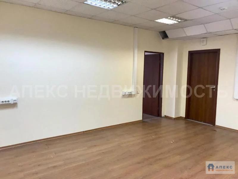 Аренда офиса 60 м2 м. Нагатинская в бизнес-центре класса В в Нагорный - Фото 2
