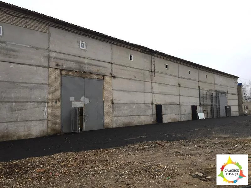 Под склад, производство, 140 метров, теплый, выс. потолка:6/8 м, огор - Фото 1