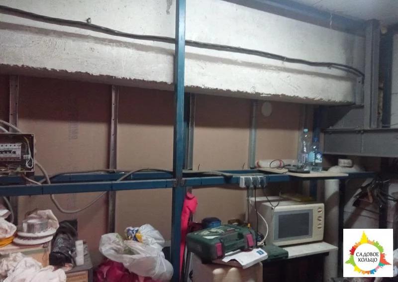 Отапливаемое помещение 240 кв.м, потолки 6 м, большие ворота в кали - Фото 5