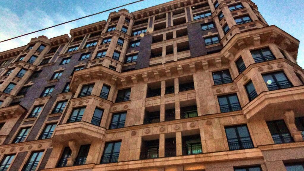 "62кв.м, 3 этаж, 8 секция в ЖК""Royal House on Yauza"" - Фото 5"