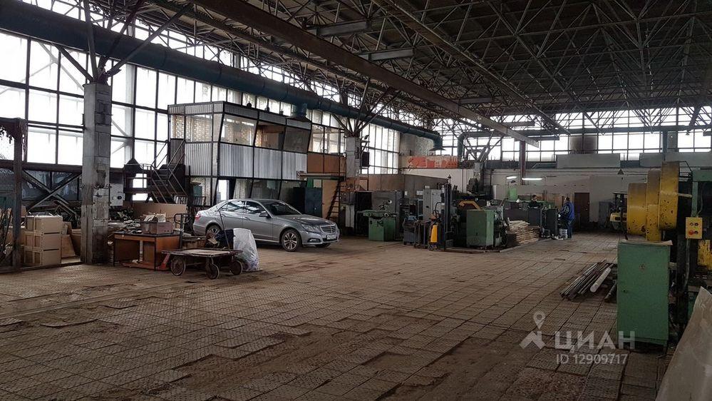 Производственное помещение в Московская область, Наро-Фоминск ул. . - Фото 1