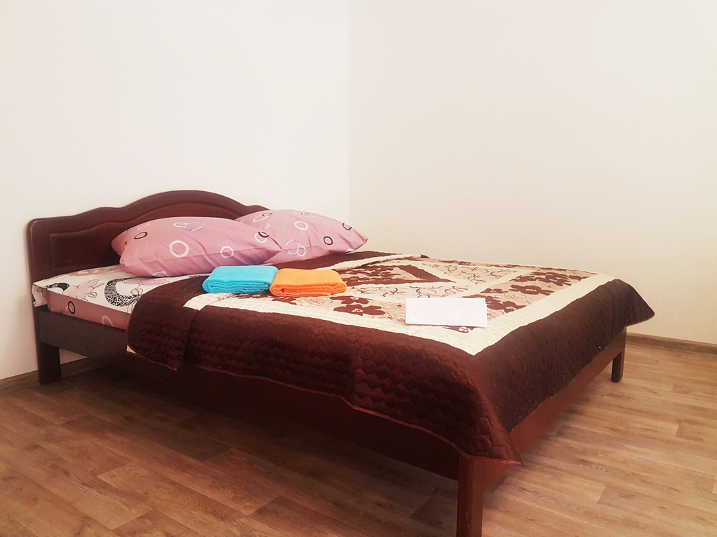 Большая и светлая квартира-студия посуточно - Фото 0