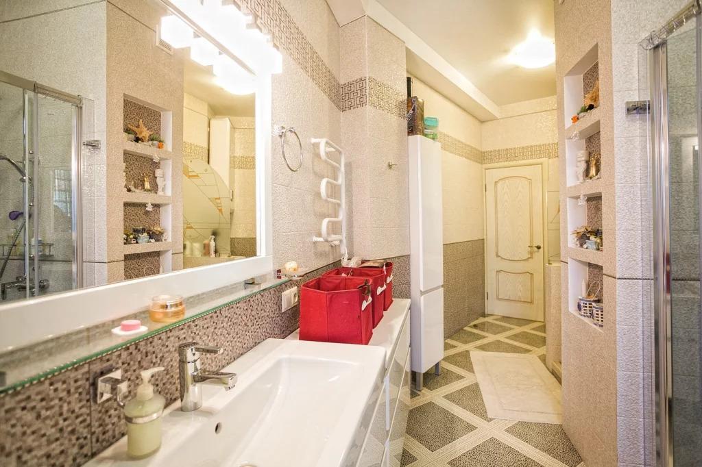Красивая видовая квартира в новом ЖК в Ялте - Фото 7