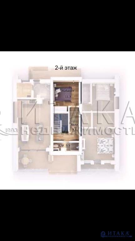 Продажа дома, Белоостров, Всеволожский район, Зеленый остров тер. - Фото 9