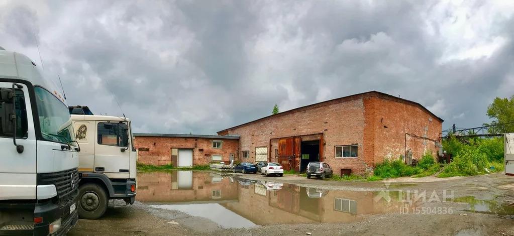 Производственное помещение в Кемеровская область, Кемерово Базовая . - Фото 0