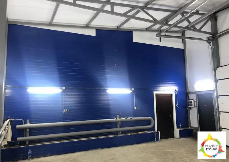 Новое капитальное теплое помещение под производство, высота потолка 5- - Фото 4