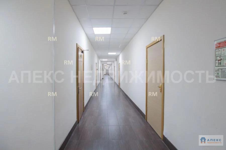 Аренда офиса 84 м2 м. Пролетарская в административном здании в . - Фото 5