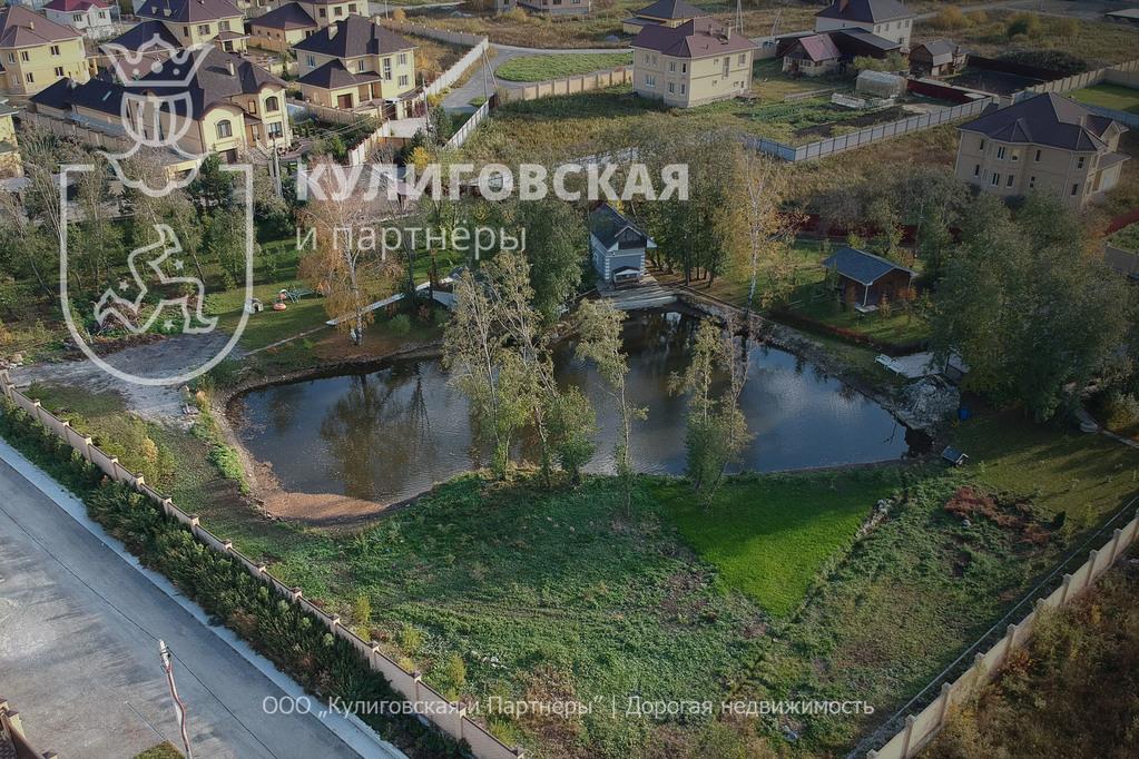 Эксклюзивный земельный участок 75 соток с прудом Екб пос. Полеводство - Фото 0