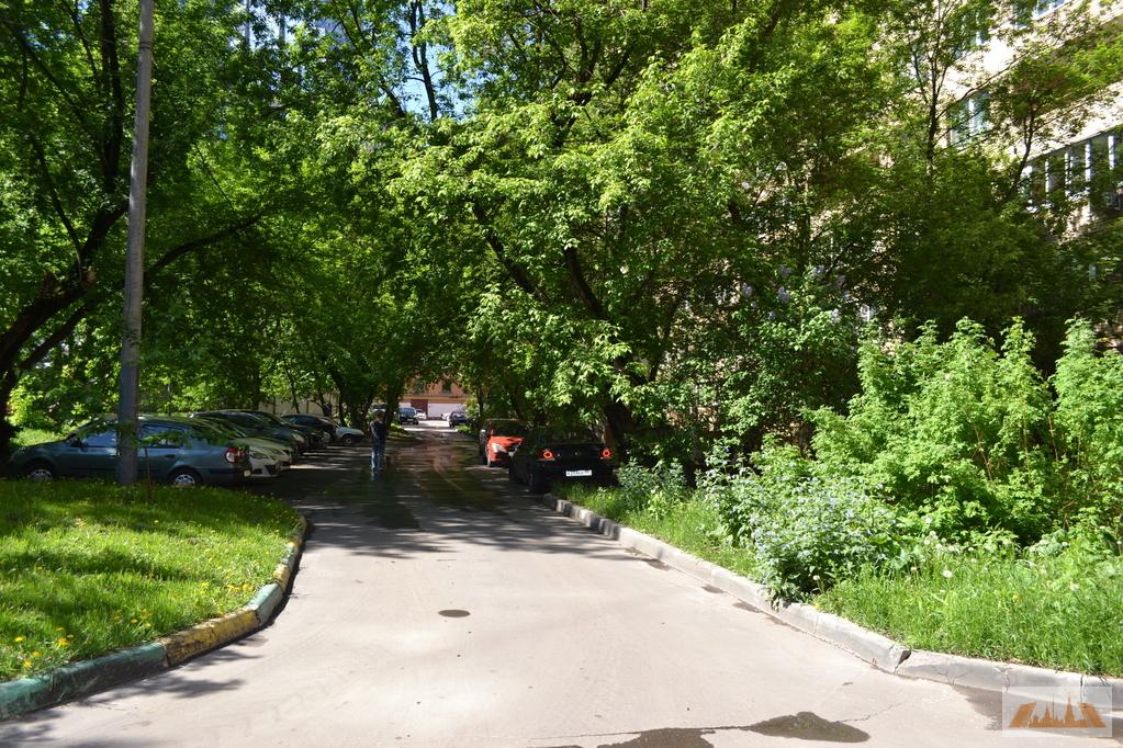 2-комн. квартира, 55,1 м2 Москва, ул. Пырьева, 4к1 - Фото 19