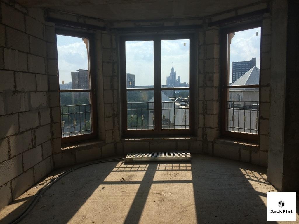 80 кв.м, св. планировка, 8этаж, 8 секция - Фото 12