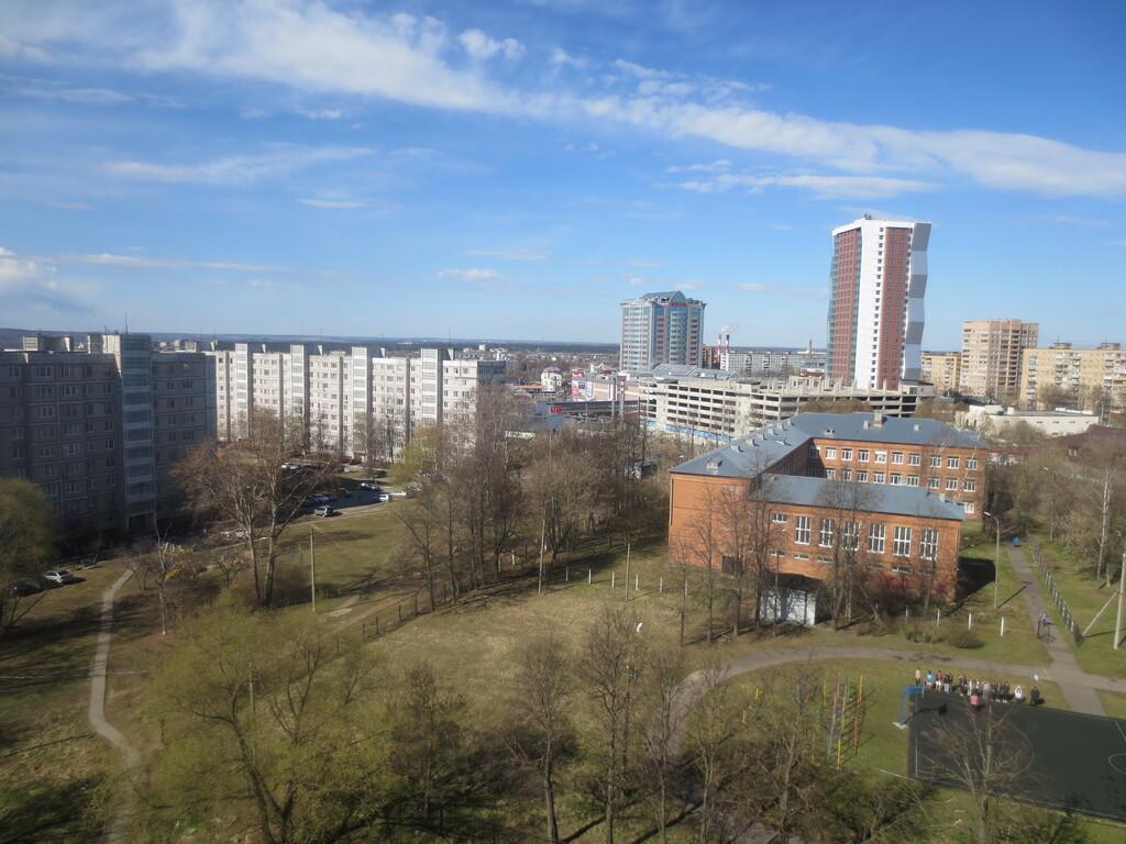 Сдам 3х к. квартиру в центре г. Серпухов, ул. 5-я Борисовская, д. 10. - Фото 1