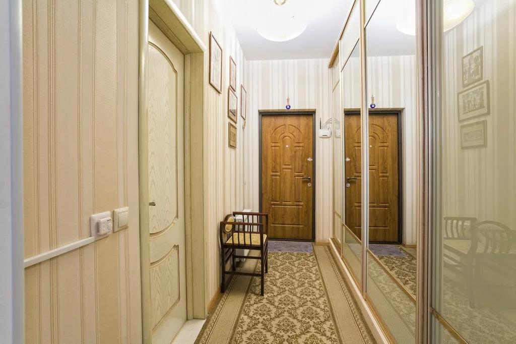 Красивая видовая квартира в новом ЖК в Ялте - Фото 9