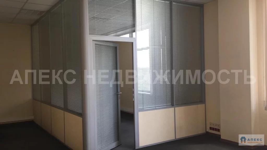 Аренда офиса 405 м2 м. Бауманская в бизнес-центре класса В в Басманный - Фото 5