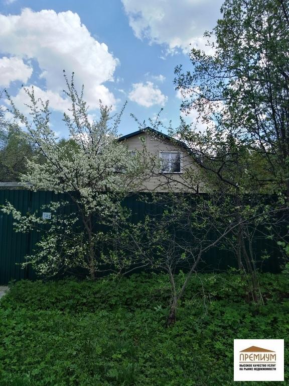 Продается дача 110 кв.м/ пгт Михнево , участок 8 с - Фото 3