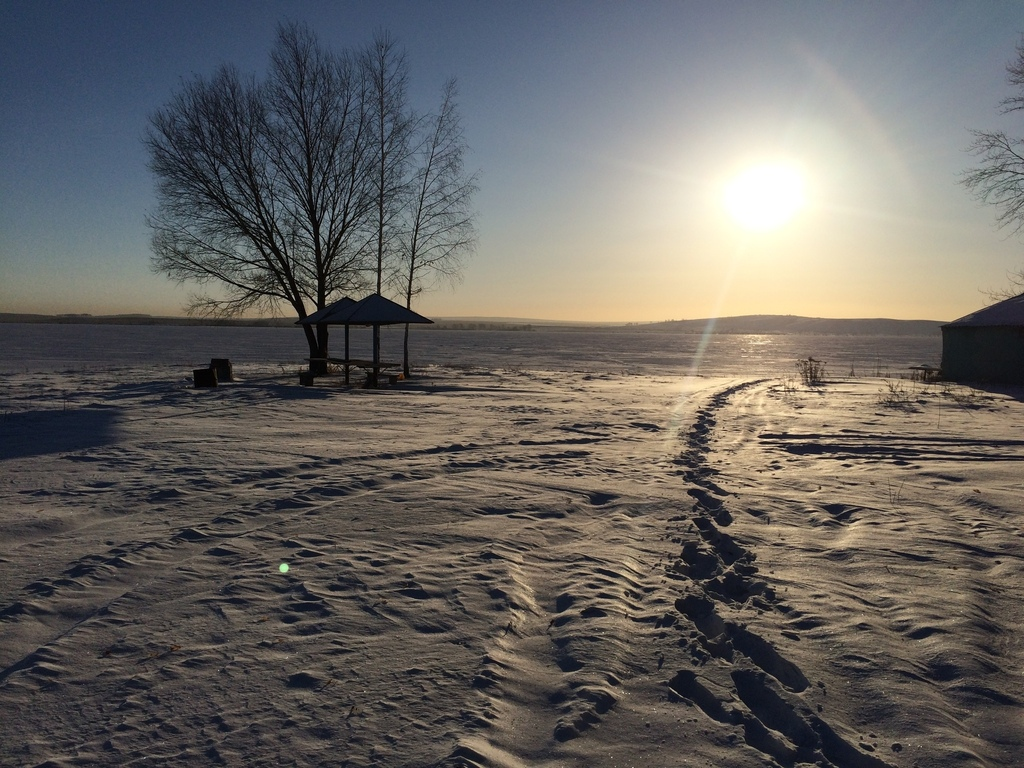 База отдыха, Верхнеуральский район - Фото 5
