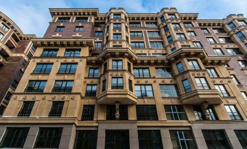 """151 кв.м. на 9 этаже в 1 секции в ЖК """"Royal House on Yauza"""" - Фото 8"""