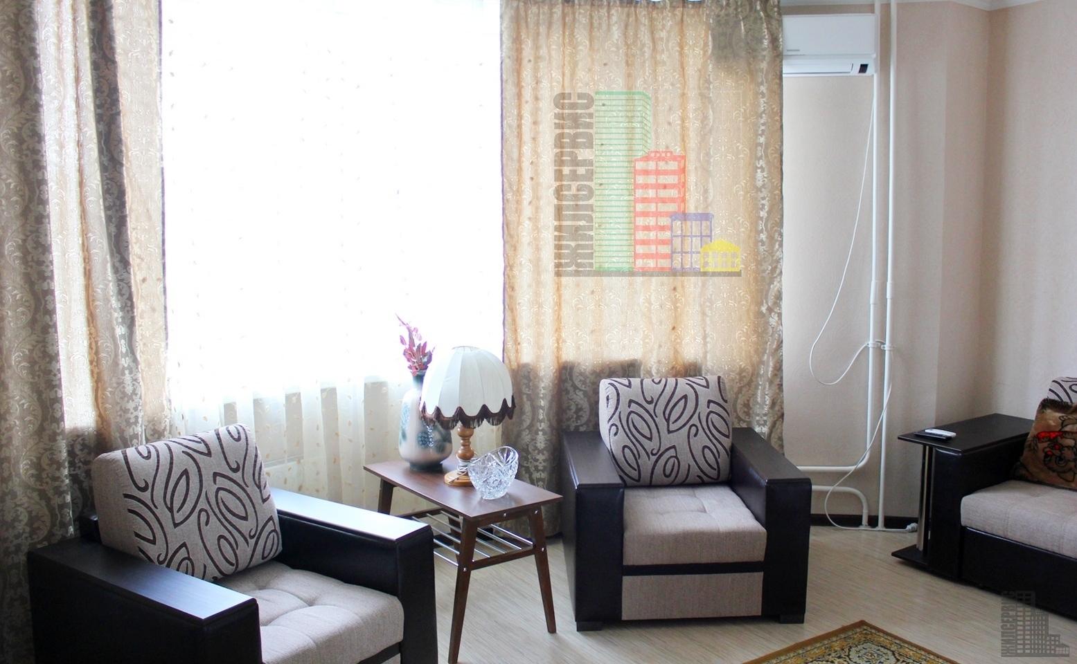 Однокомнатная квартира со свежим евроремонтом - Фото 3