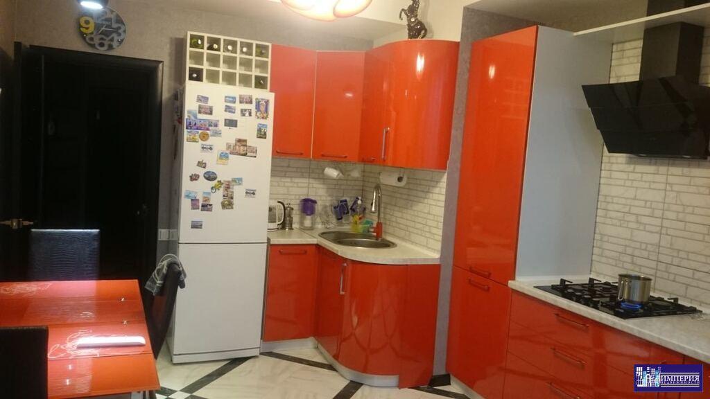 Квартира 3-х комнатная с супер ремонтом - Фото 1