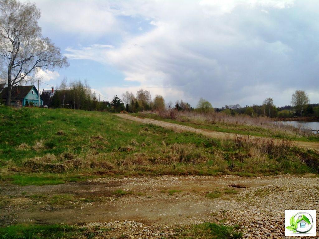 Купить земельный участок 12 соток в середине деревни, в Московской обл - Фото 9