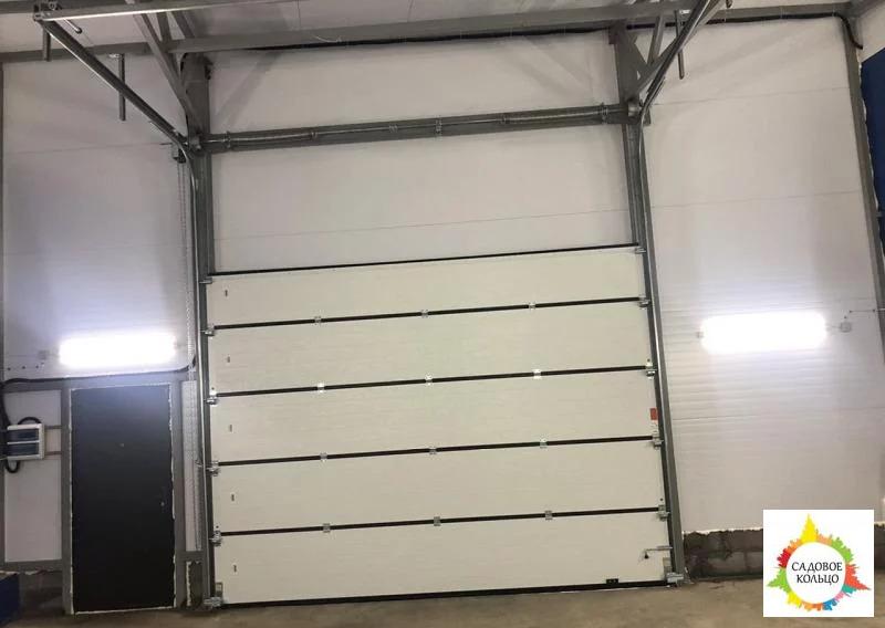 Новое капитальное теплое помещение под производство, высота потолка 5- - Фото 0