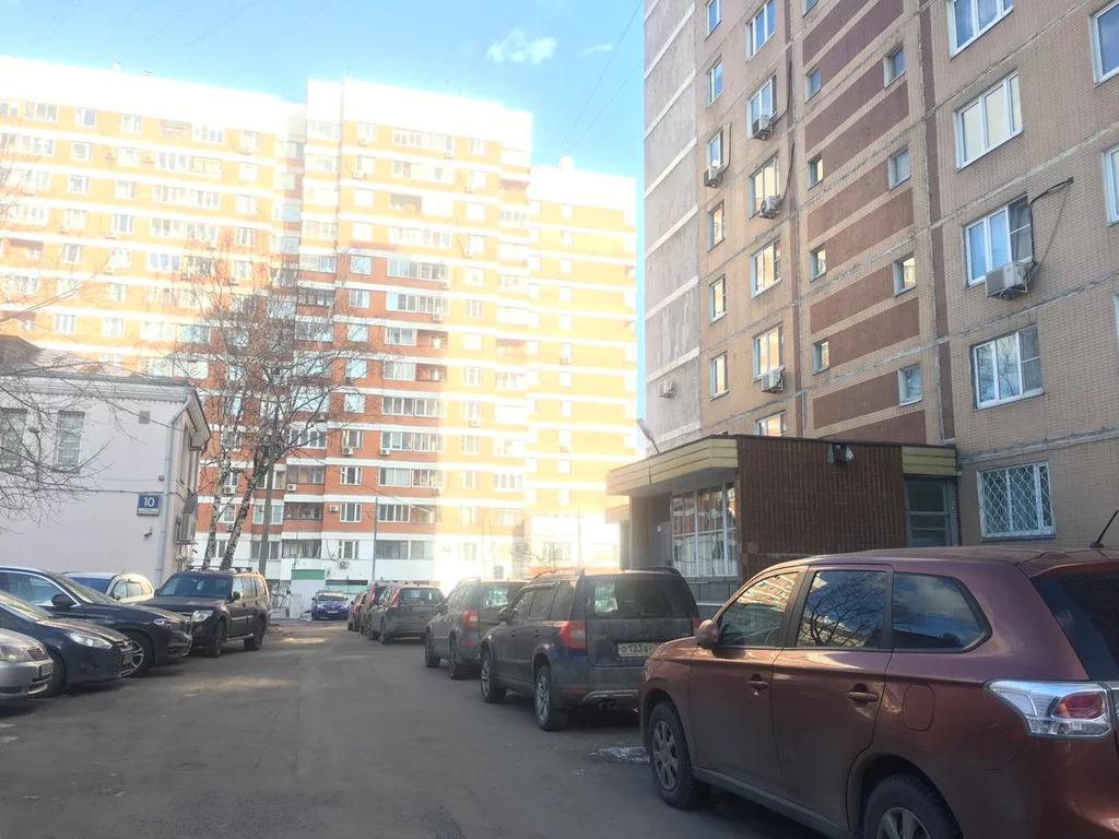 Продам 4-к квартиру, Москва г, Люсиновская улица 43 - Фото 0