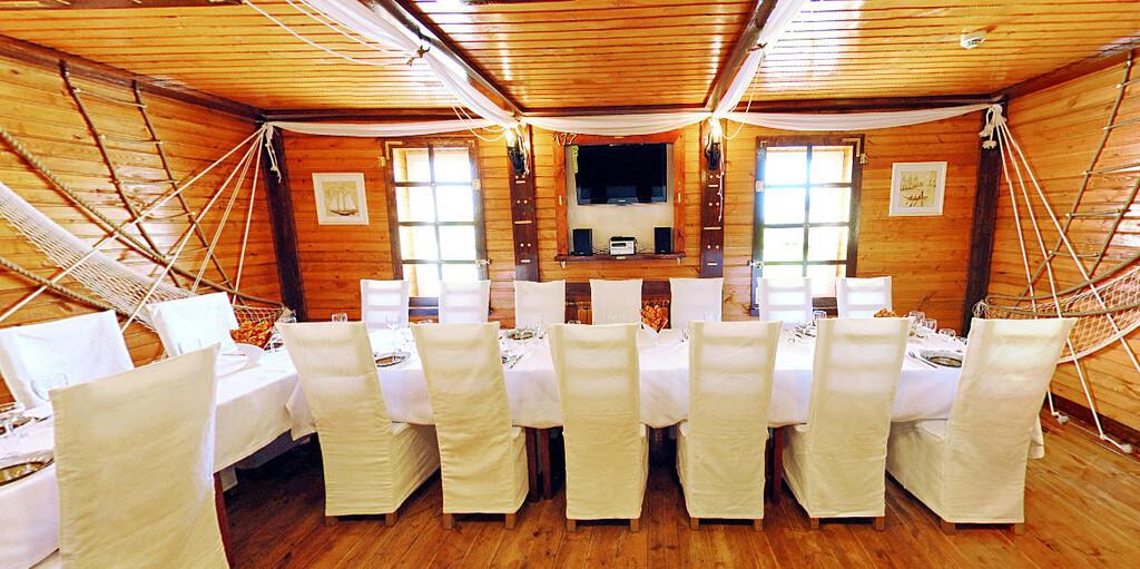Большой коттедж с банкетным залом в Красном селе - Фото 5