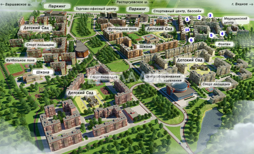 Продажа квартиры, Лопатино, Ленинский район, Сухановская улица - Фото 4
