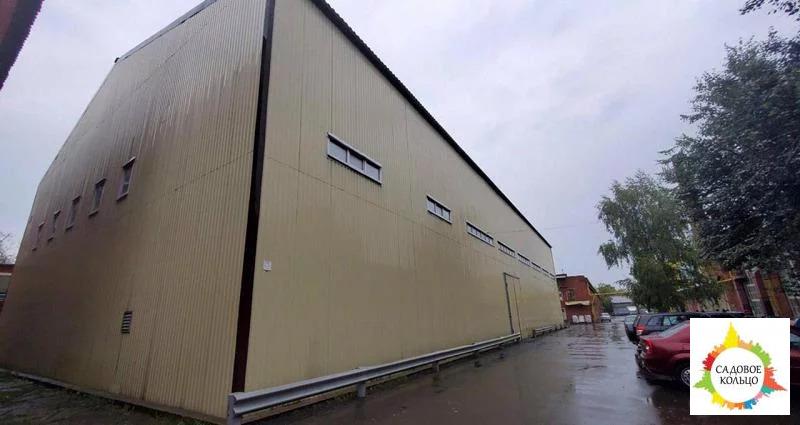 Производственно-складское отдельно стоящее здание на охраняемой террит - Фото 4