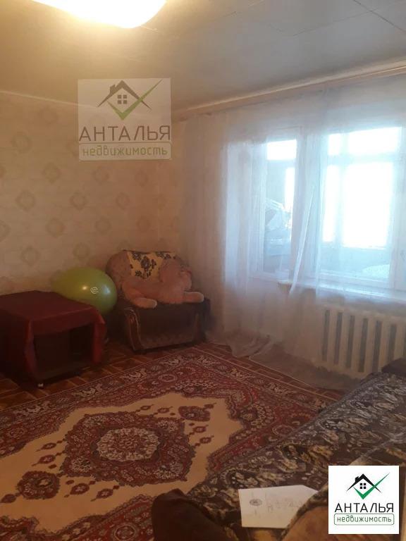 Квартира 3-х комн. 61,6 кв.м. на 3/5 в мкр. Заводской. г. . - Фото 0