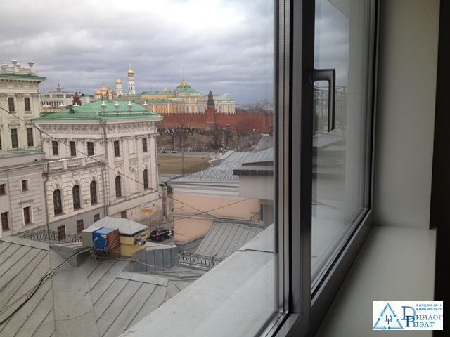 Офис 117 кв.м. с видом на Кремль, 2 мин. пешком от метро Боровицкая - Фото 6