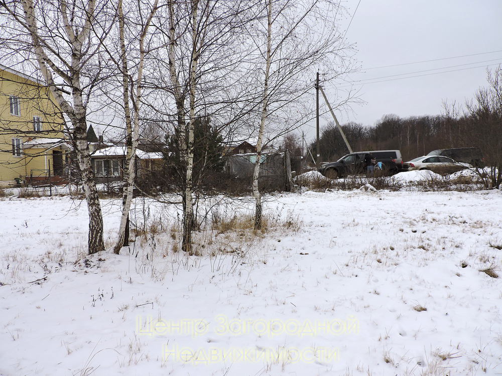 Участок, Каширское ш, 29 км от МКАД, Буняково, деревня. Участок 5.5 . - Фото 9